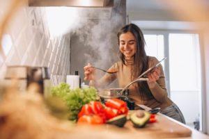 Como comer para acelerar a queima de gordura?