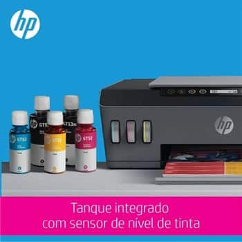 Conclusão do Review - Impressora HP Smart Tank 517 é boa?